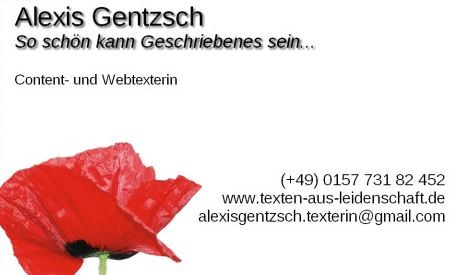 Alexis Gentzsch